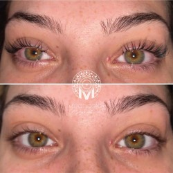 Rehaussement de cils + Mascara semi-permanent