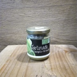 Tartinade Courgette Ail Basilic AB 180g