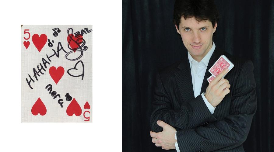 Ludovic Gorges est le magicien qu'il vous faut !