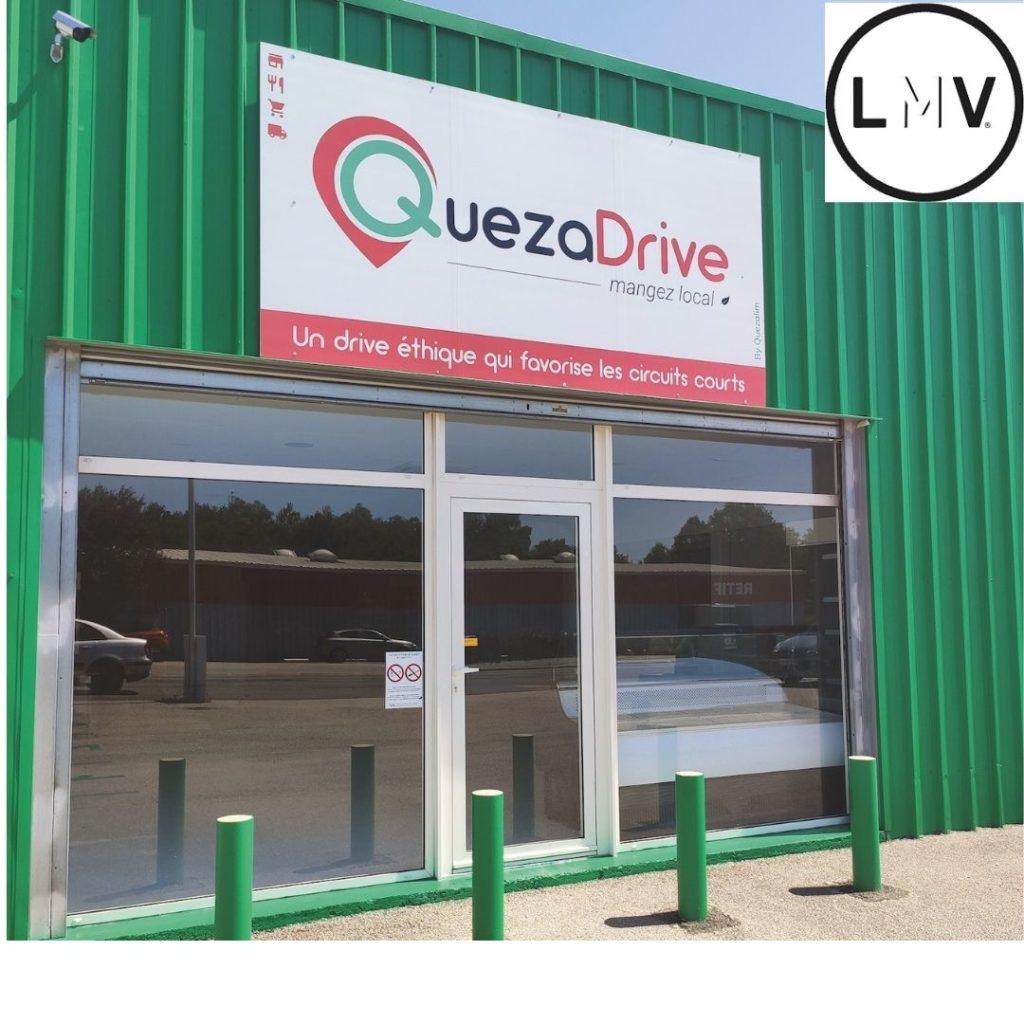Quezalim Limoges donne naissance à Quezadrive !