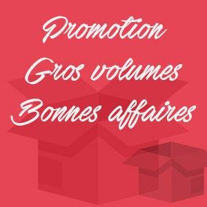 Promotions, bonnes affaires