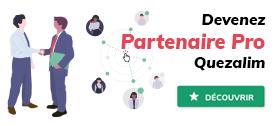 Devenez un Partenaire Pro Quezalim