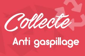 Collecte anti-gaspillage avec Quezalim