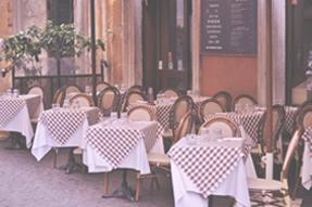 Les partenaires restaurants Quezalim